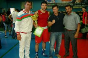 Международный турнир по боксу в рамках IV Кубка SHIFA