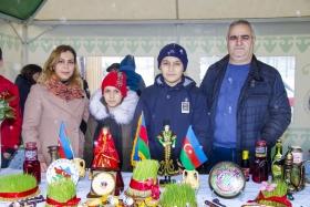 Празднование Новруз Байрам 2019