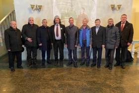 Встреча, посвящённая видным татарским деятелям