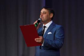 Выступление всемирно известного Азербайджанского богатыря Нураддина Бейлаганлы
